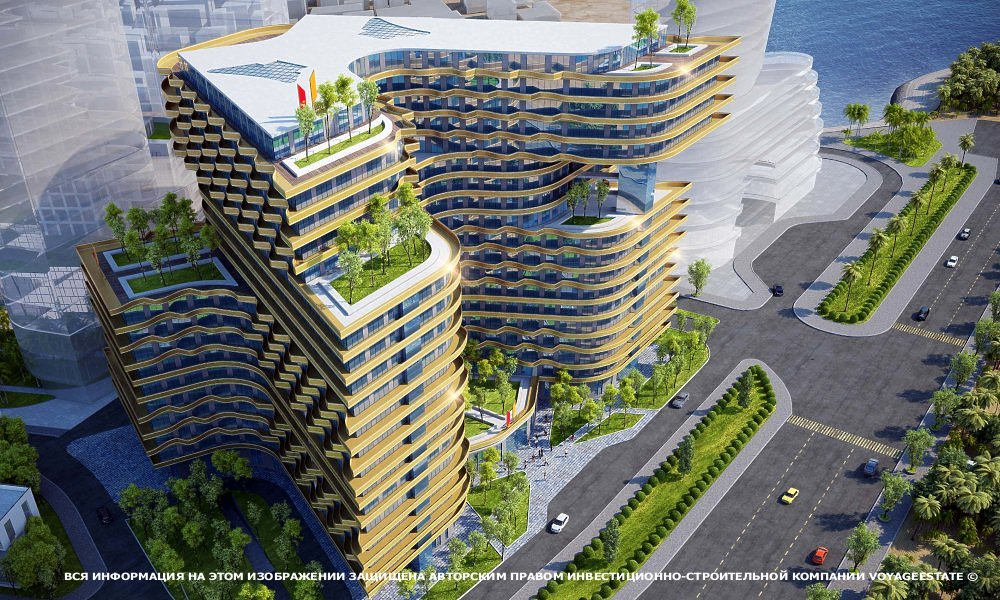Butterfly Tower - агентство VoyageEstate.com