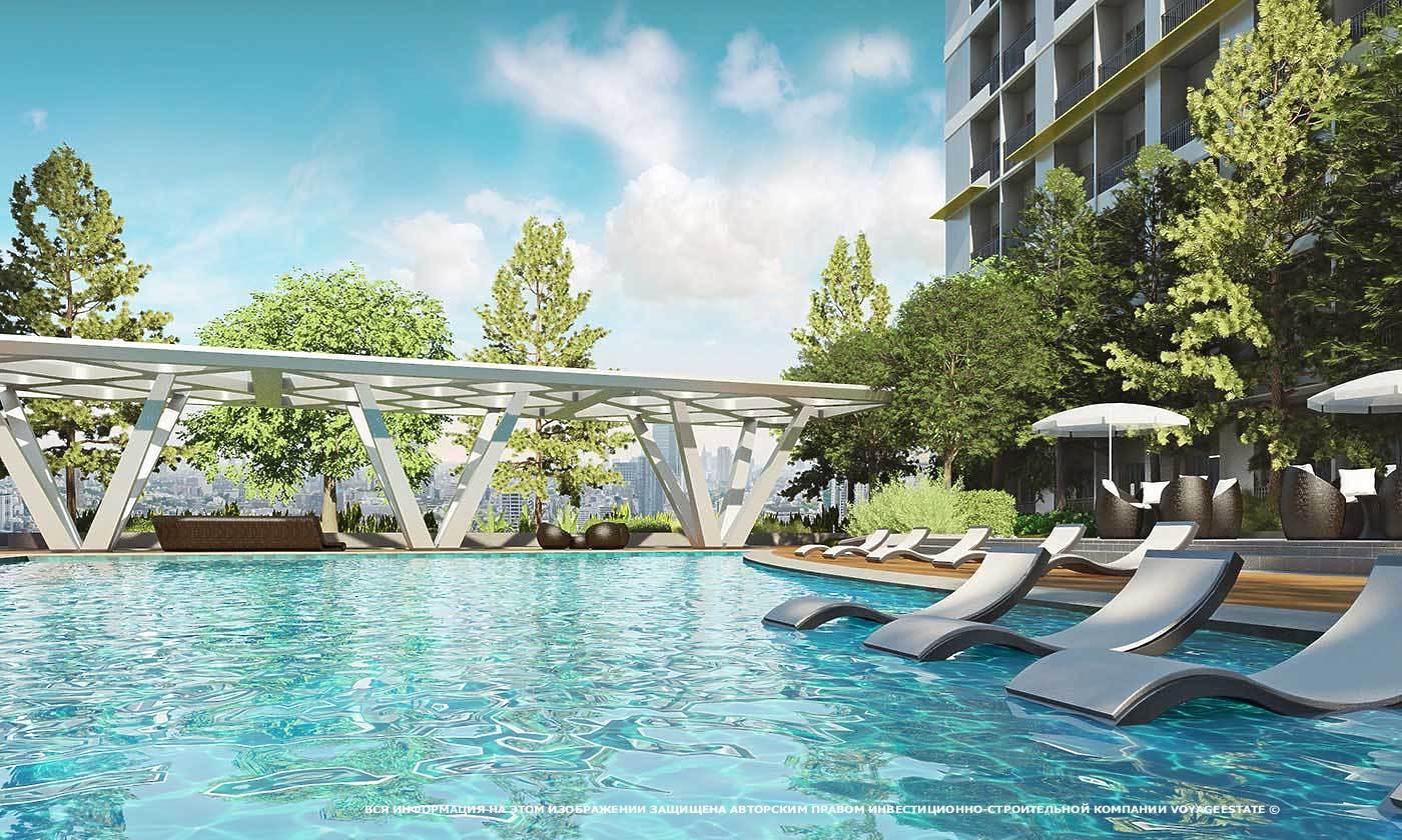 Fame Residences - агентство VoyageEstate.com