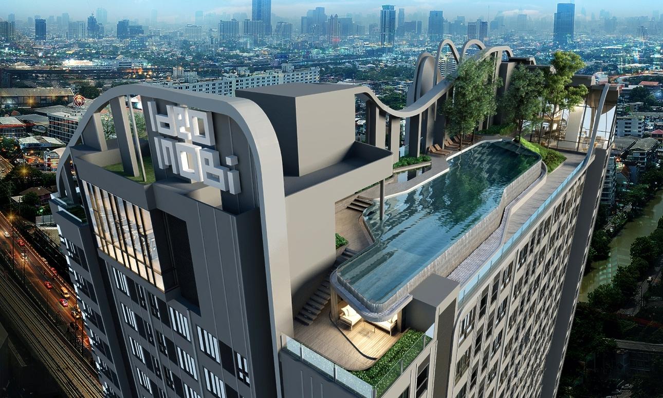 Подробно про Ideo Mobi Bangsue Grand Interchange