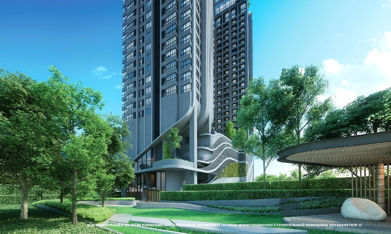 Ideo Mobi Bangsue Grand Interchange - агентство VoyageEstate.com
