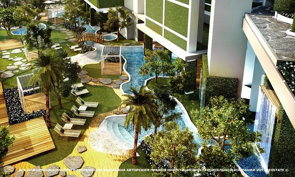 Riviera Jomtien - агентство VoyageEstate.com